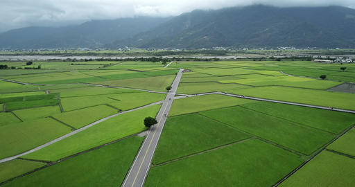 Aerial View Of Taitung Field 2