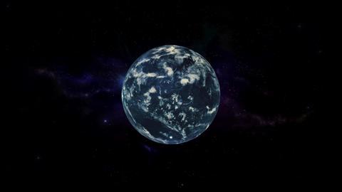 Planet Animation