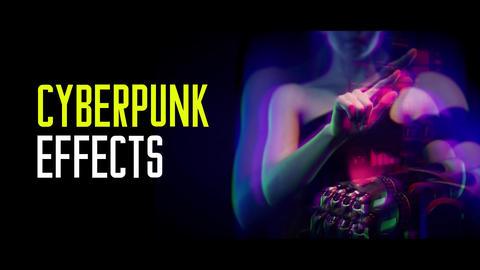 Cyberpunk Effects