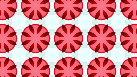 Digital Rendering Kaleidoscope Creative Pattern Animation