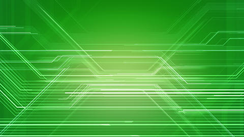 Digital Circuit Network Technology internet data space Background c Green2 Animation