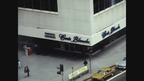 Los Angeles, USA 1979, Buildings in Los Angeles 2 Live Action
