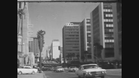 Los Angeles, USA 1979, Buildings in Los Angeles 3 Live Action