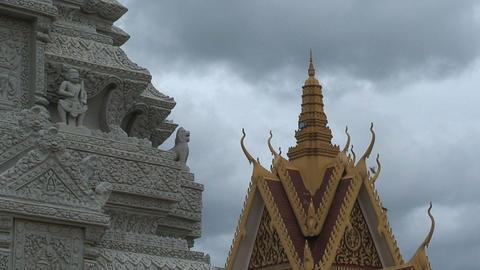 temple 02 2 Footage