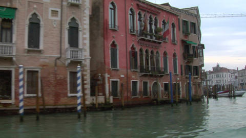 canal grande 02 Footage