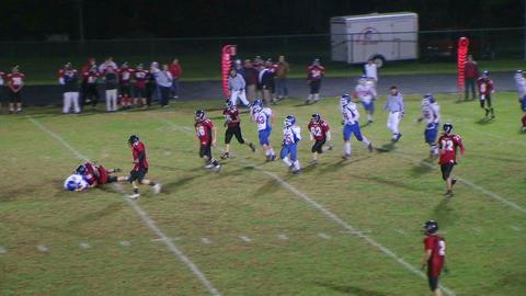 Defense Sacks Quarterback 03 Footage