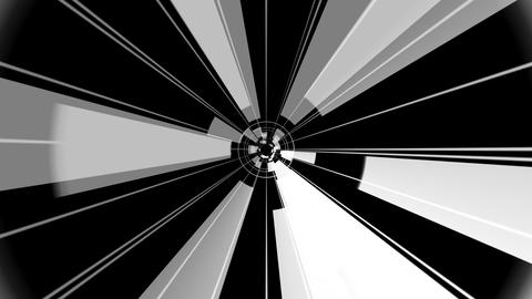 circle rays rotating with alpha Stock Video Footage