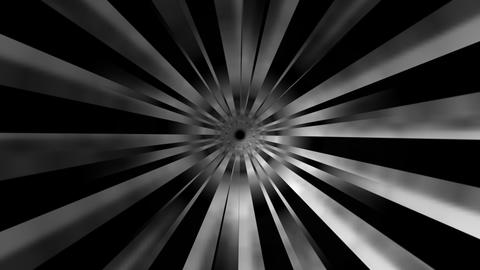 darkness radial ray with alpha Stock Video Footage