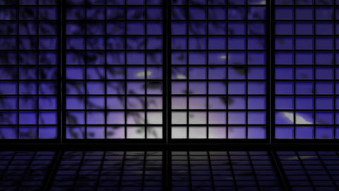 Japanese Window 2523 Animation