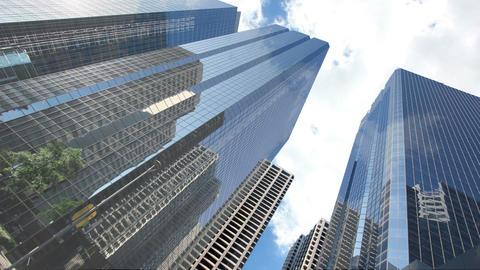 Skyscrapers 4 Stock Video Footage