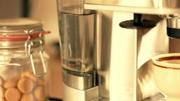 Coffee machine Stock Video Footage