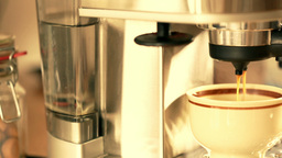 Coffee machine Stock Video Footage