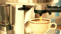 Coffee machine Footage