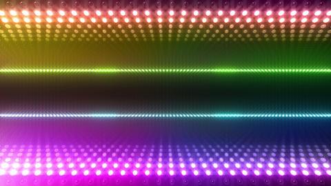 LED Wall 2 W Db O 2g HD Stock Video Footage