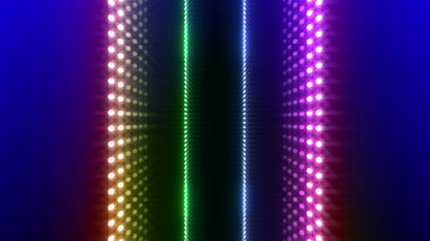 LED Wall 2 W Db O 4g HD Stock Video Footage