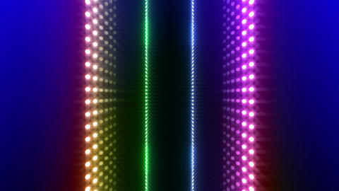 LED Wall 2 W Db O 4g HD Stock Video Footage