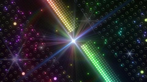 LED Wall 2 W Ib Rg HD Stock Video Footage