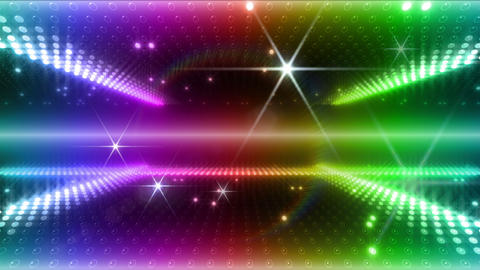 LED Wall 2 W Db M 2g HD Stock Video Footage