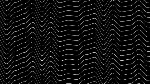 noise wave stripes with alpha Animation