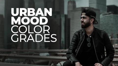 Urban Mood Color Grades