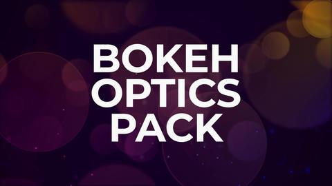 Bokeh Optics Pack After Effects Template
