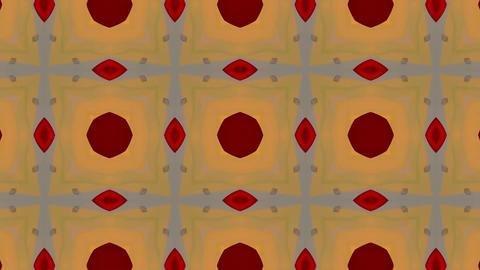 Digital Rendering Kaleidoscope Creative Background Animation