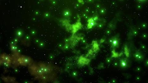 Glittering cosmic background04 Animation