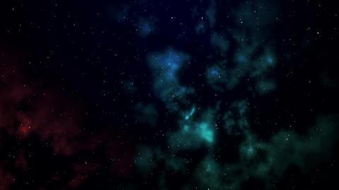 Glittering cosmic background07 Animation
