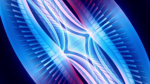 Dynamic Radial Rays Vol_01