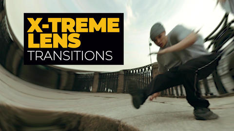 Extreme Lens Transitions