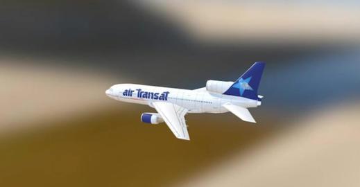 L1011 A 3D Model