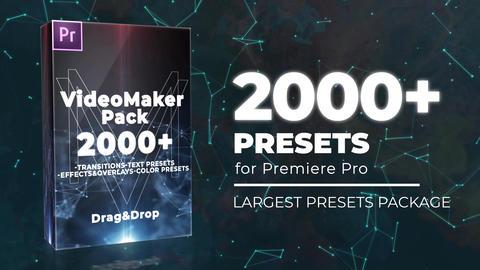 VideoMaker Pack | 2000+ Elements