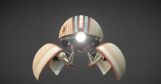 Spherebot S 3D Model