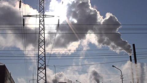 Smoking pipes Stock Video Footage