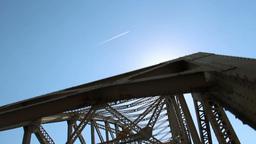 West End Bridge Stock Video Footage