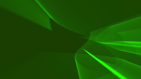 Flowing green background Stock Video Footage