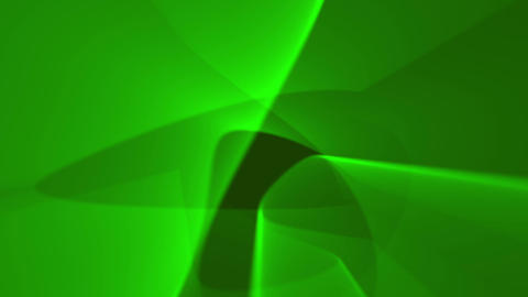 Flowing green background Animation