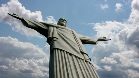 Rio Jesus 2 Stock Video Footage