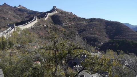 Great wall,China ancient defense engineering Live Action