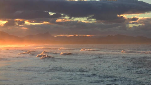 Sunset Byron Bay 1 Footage