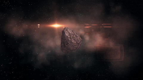 meteor Stock Video Footage