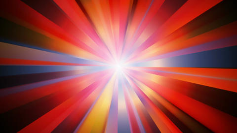 abstract sun ray Stock Video Footage