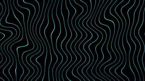 swirl blue line with alpha Animation