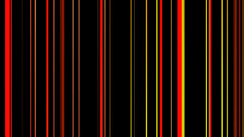 barcode fire lines with alpha Stock Video Footage