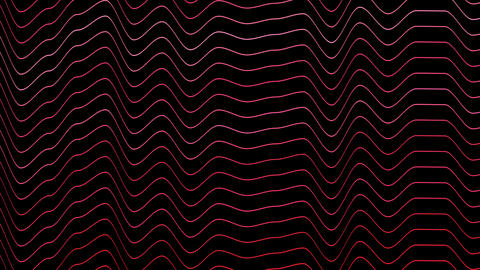noise red stripes with alpha Stock Video Footage