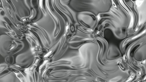 Liquid metal Stock Video Footage