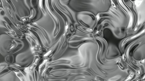 Liquid metal Stock Video Footage