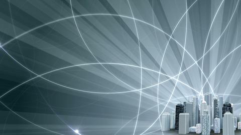 Business Network IT Ea 4 HD Stock Video Footage