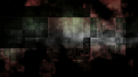 damage grunge texture Stock Video Footage