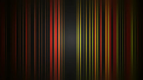 barcode spot lights Animation